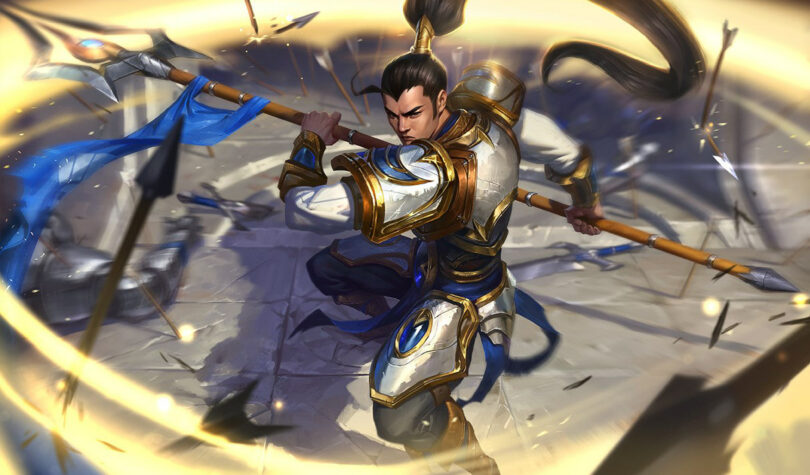 Xin Zhao Ct – Xin Zhao Counter – Xin Zhao Counterleri